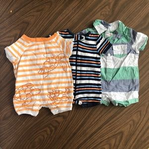 3/$20 ⭐️ Lot of three summer outfits